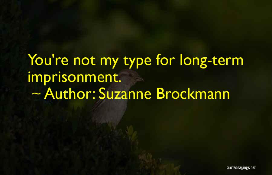 Suzanne Brockmann Quotes 447131