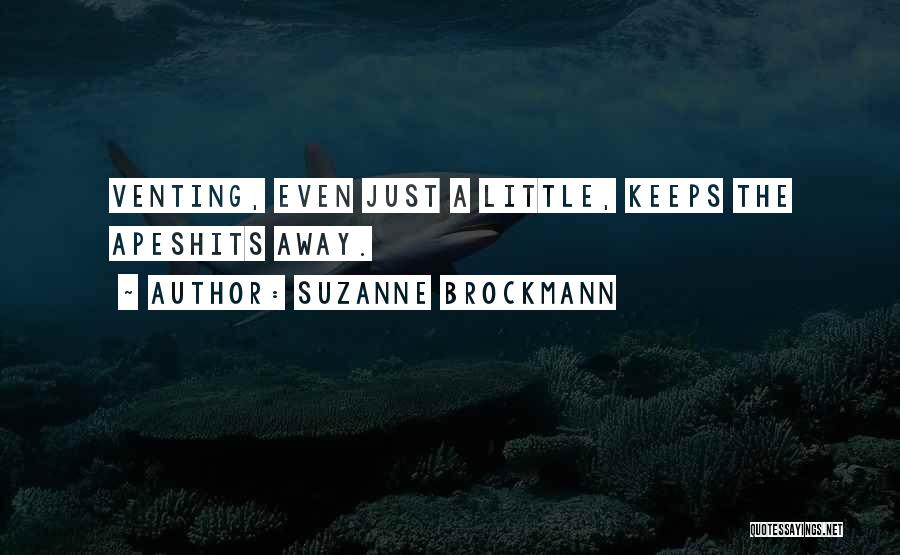 Suzanne Brockmann Quotes 683380