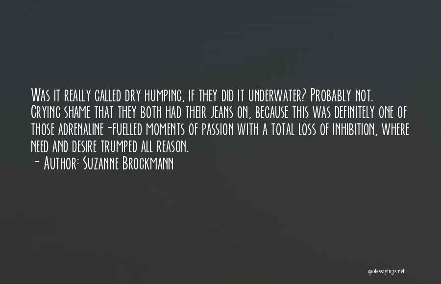 Suzanne Brockmann Quotes 735286