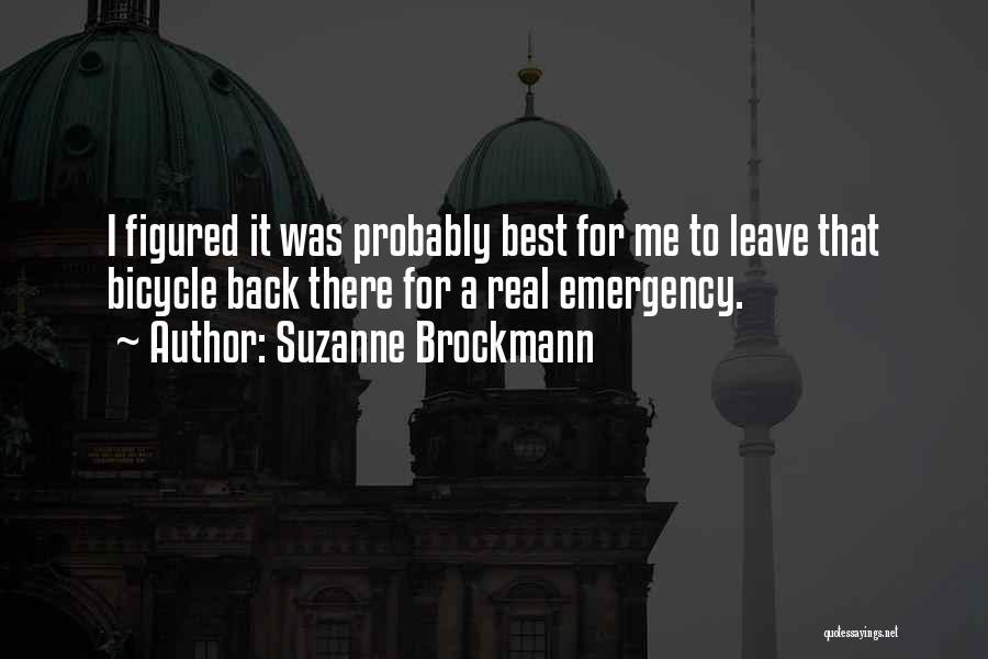 Suzanne Brockmann Quotes 783642