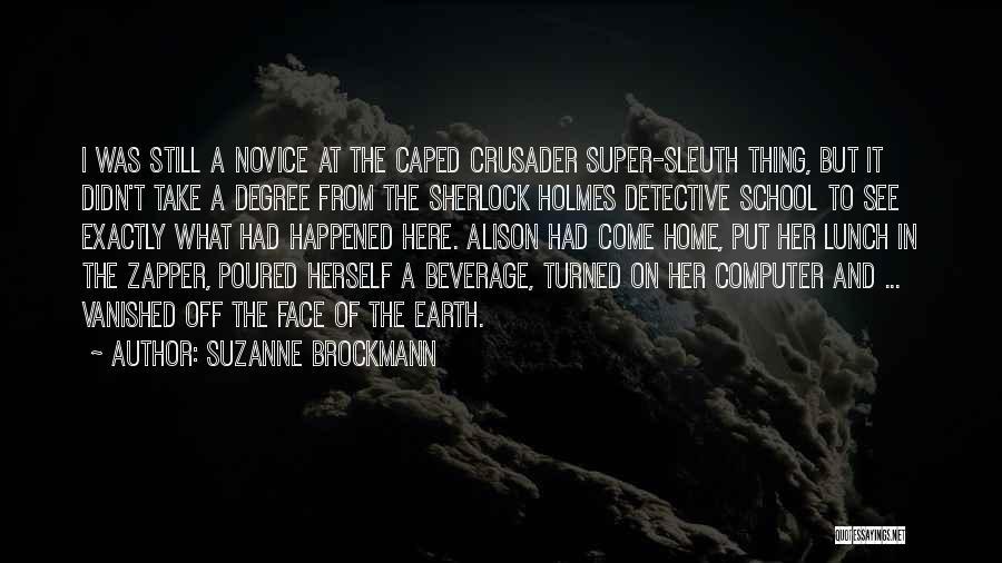 Suzanne Brockmann Quotes 801412