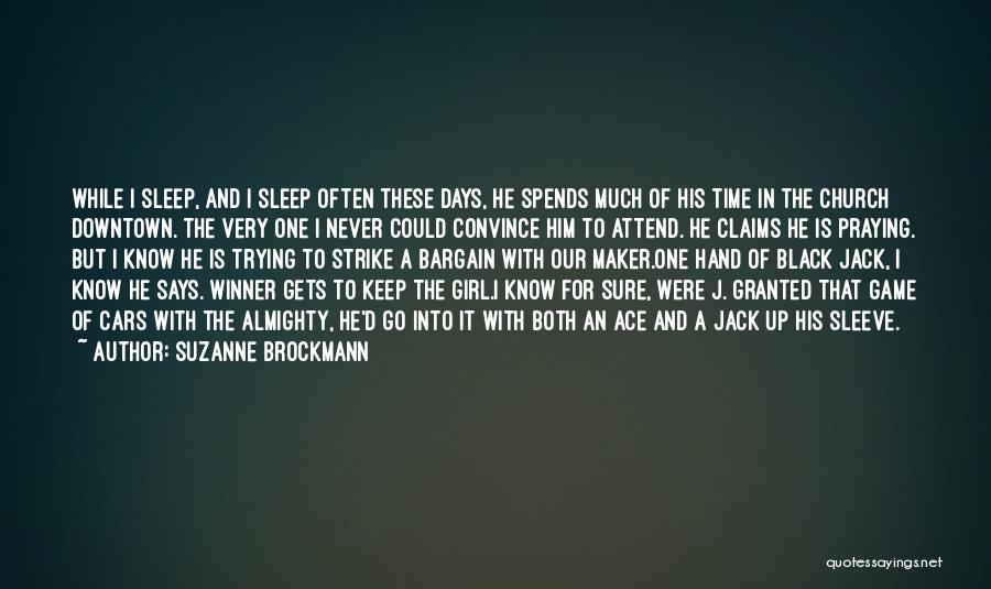 Suzanne Brockmann Quotes 911084