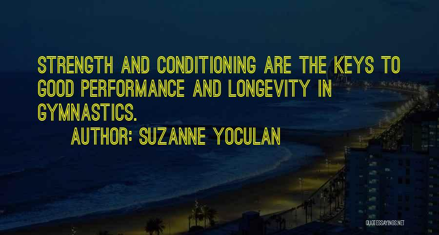 Suzanne Yoculan Quotes 1328595