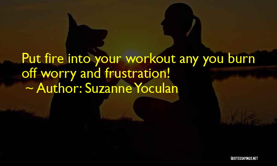 Suzanne Yoculan Quotes 1496197