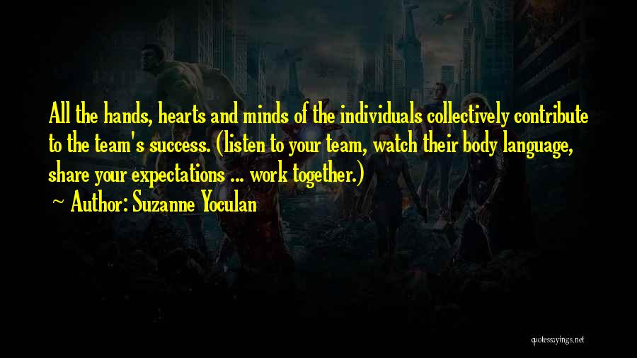 Suzanne Yoculan Quotes 2089535