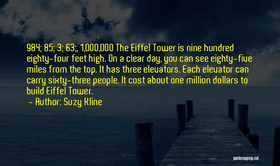 Suzy Kline Quotes 1248501