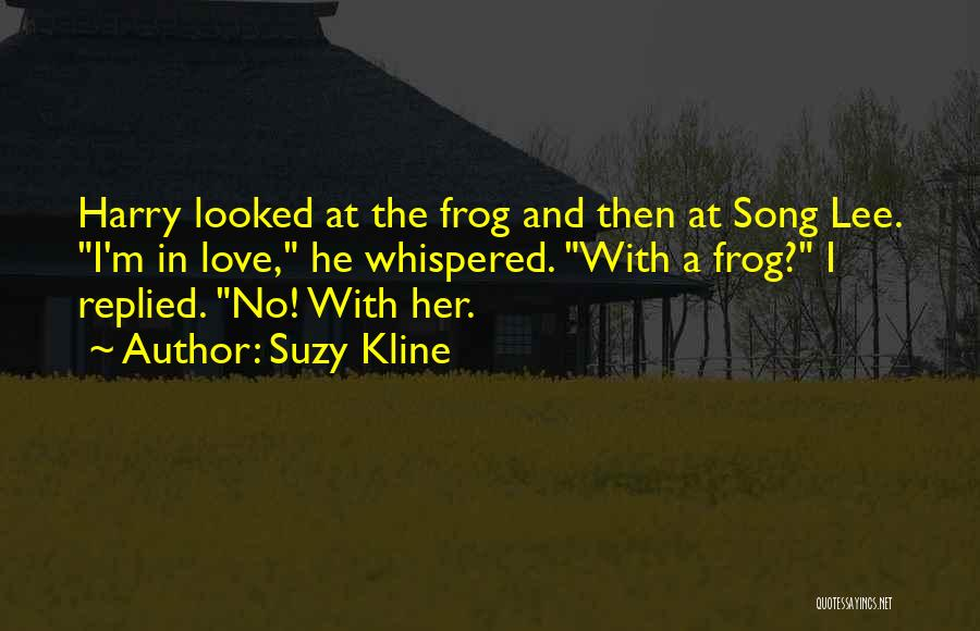 Suzy Kline Quotes 1336249
