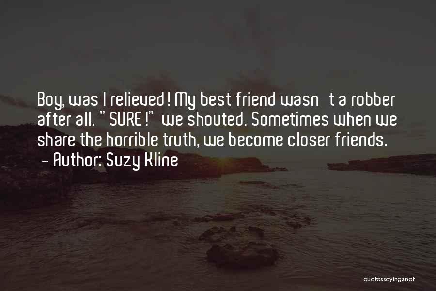 Suzy Kline Quotes 1759460