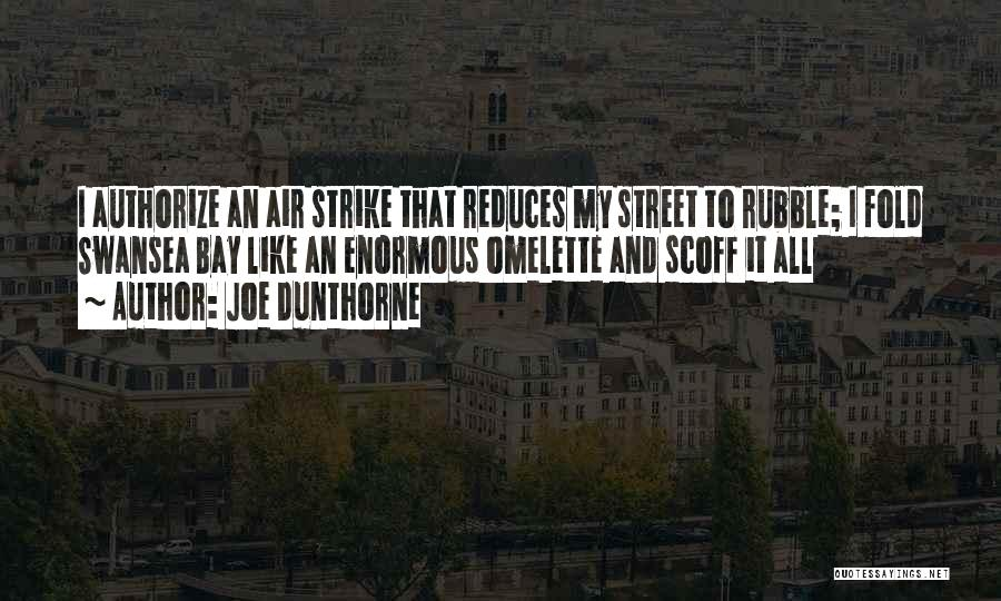 Swansea Quotes By Joe Dunthorne