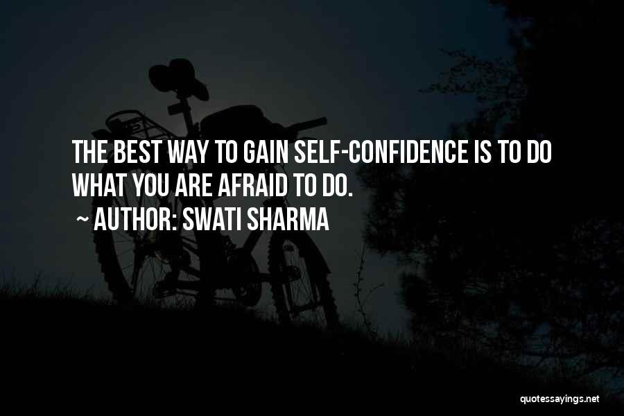Swati Sharma Quotes 439348