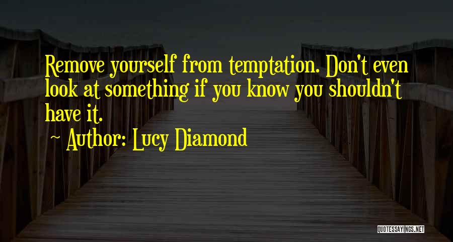 Sweet Life Quotes By Lucy Diamond