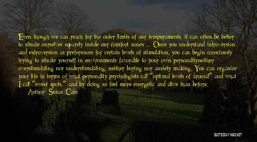 Sweet Life Quotes By Susan Cain