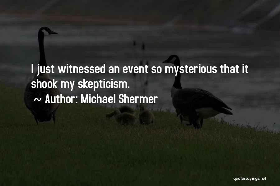 Switch Hitter Arrested Development Quotes By Michael Shermer