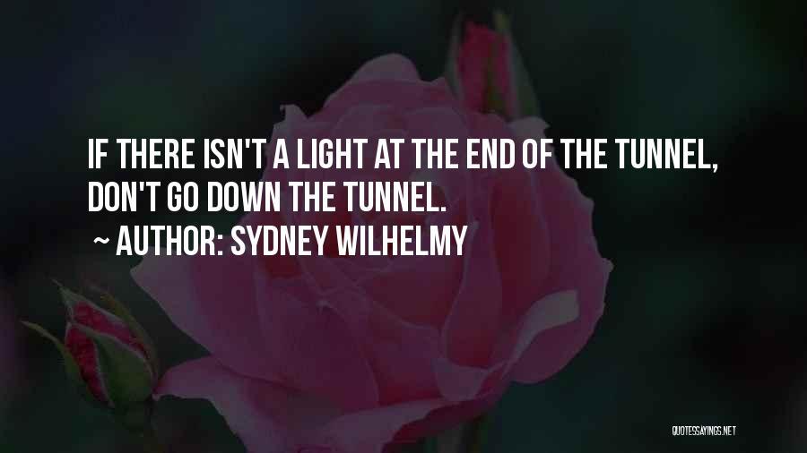 Sydney Wilhelmy Quotes 1026727