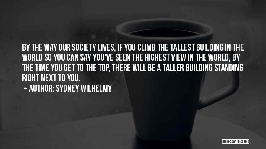 Sydney Wilhelmy Quotes 1521035
