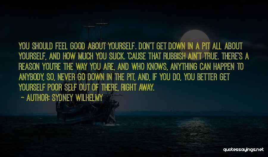 Sydney Wilhelmy Quotes 2132038