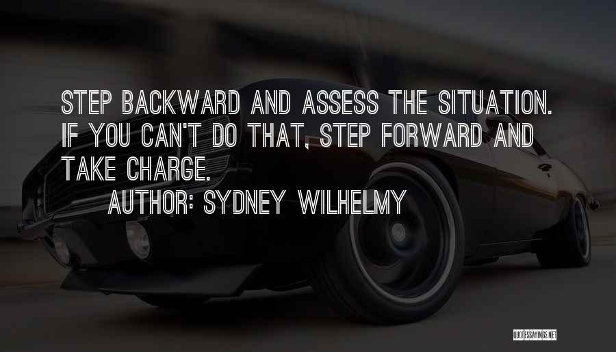 Sydney Wilhelmy Quotes 261881