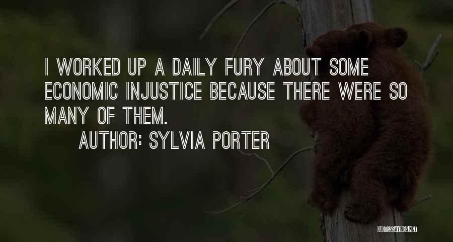 Sylvia Porter Quotes 1944562