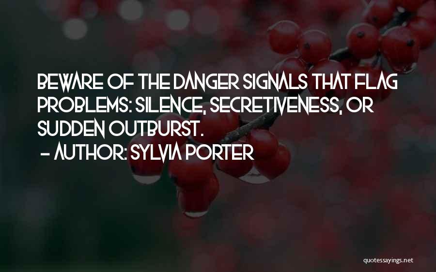 Sylvia Porter Quotes 271462