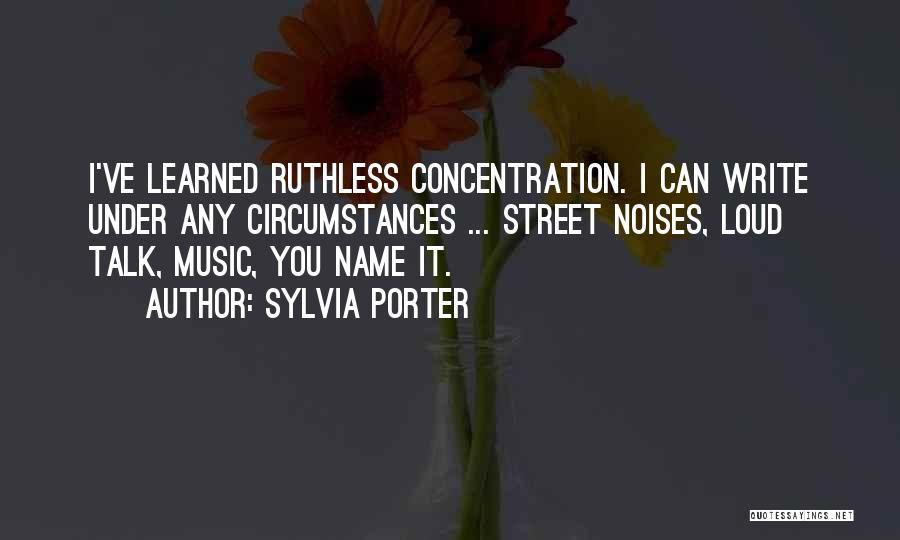 Sylvia Porter Quotes 642736
