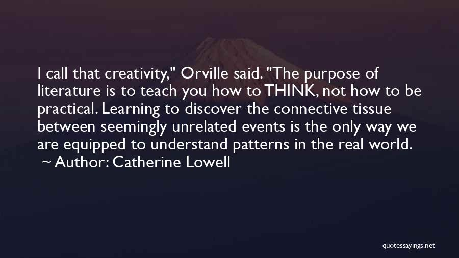 Symbolism In Literature Quotes By Catherine Lowell