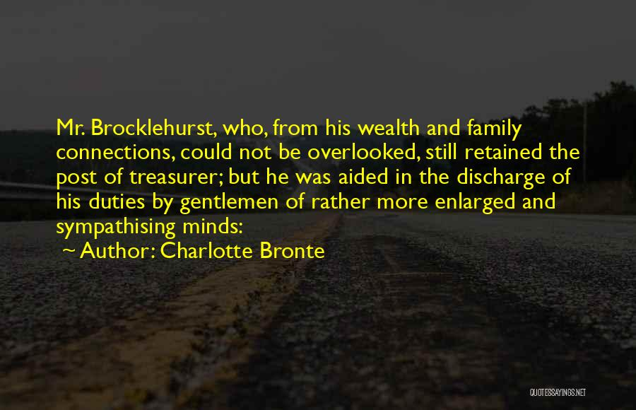 Sympathising Quotes By Charlotte Bronte