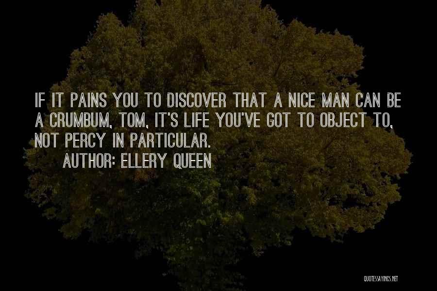Syndrome Quotes By Ellery Queen