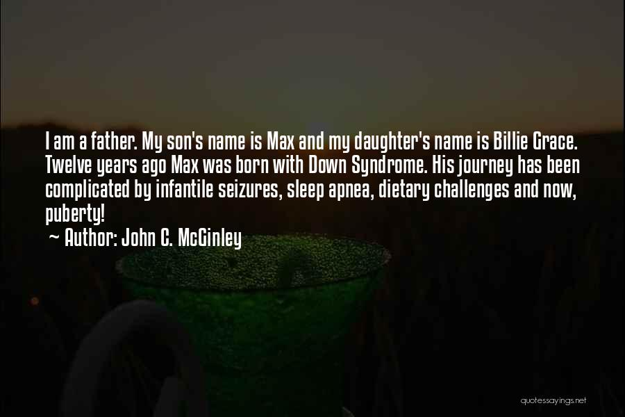 Syndrome Quotes By John C. McGinley