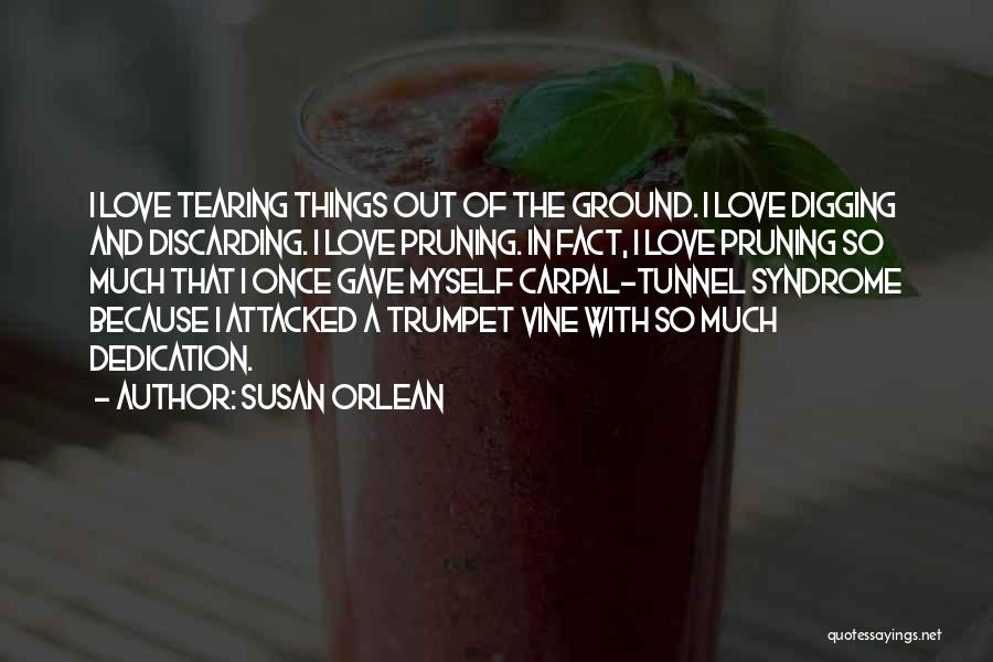 Syndrome Quotes By Susan Orlean