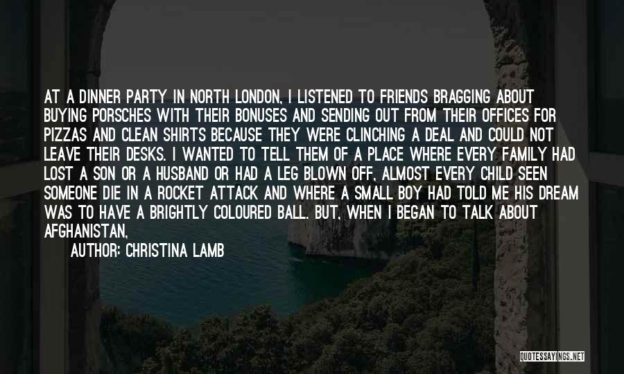 T Shirts Movie Quotes By Christina Lamb