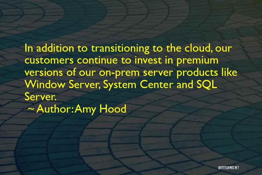 T Sql Quotes By Amy Hood