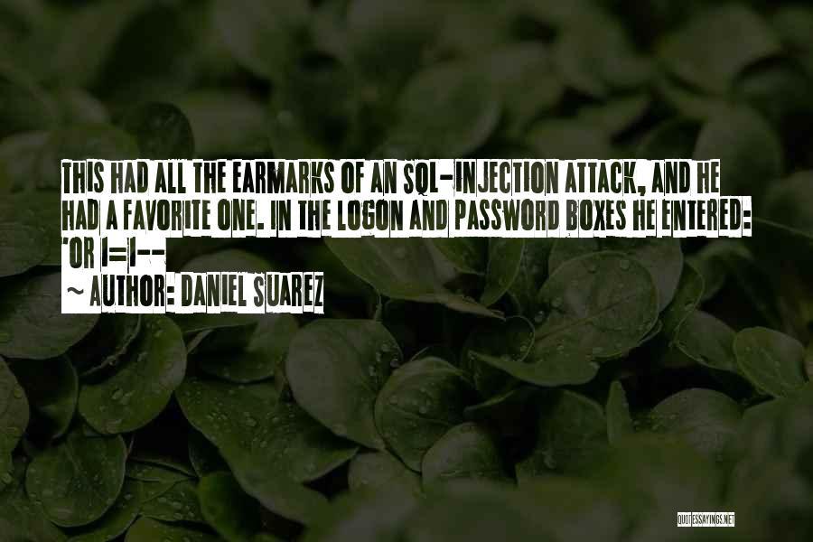 T Sql Quotes By Daniel Suarez