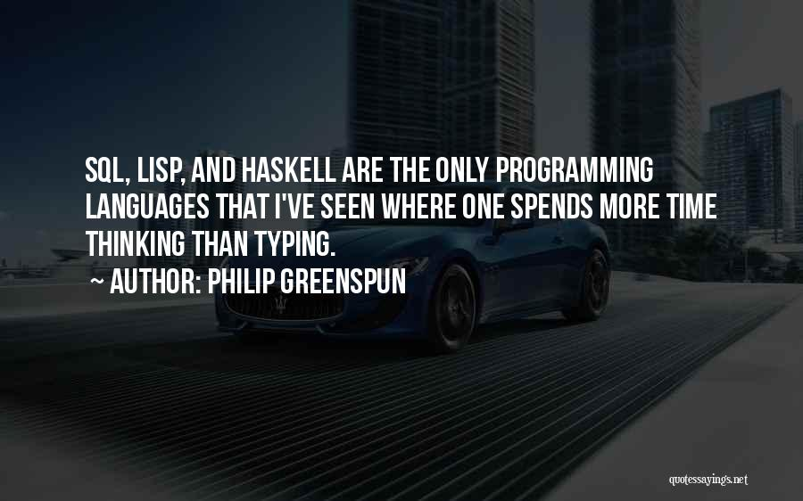 T Sql Quotes By Philip Greenspun