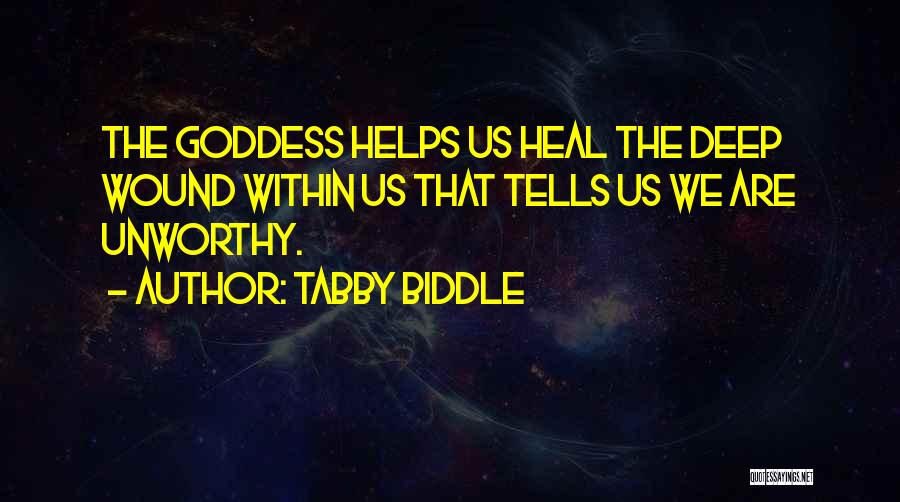 Tabby Biddle Quotes 1841130