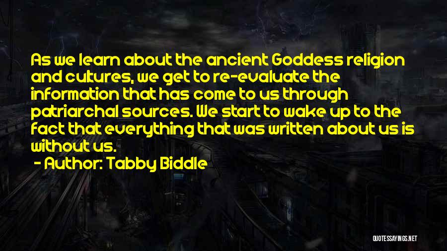 Tabby Biddle Quotes 822670