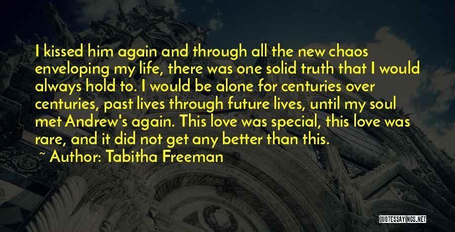 Tabitha Quotes By Tabitha Freeman