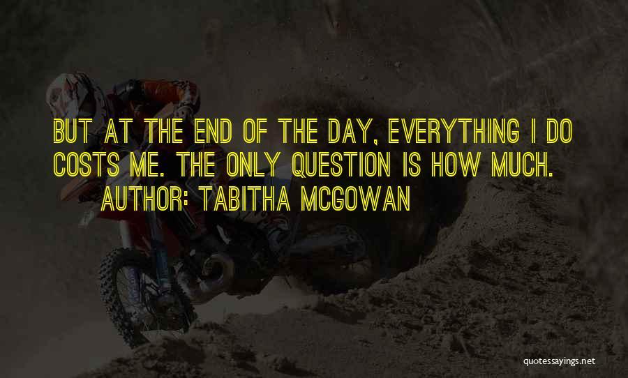 Tabitha Quotes By Tabitha McGowan