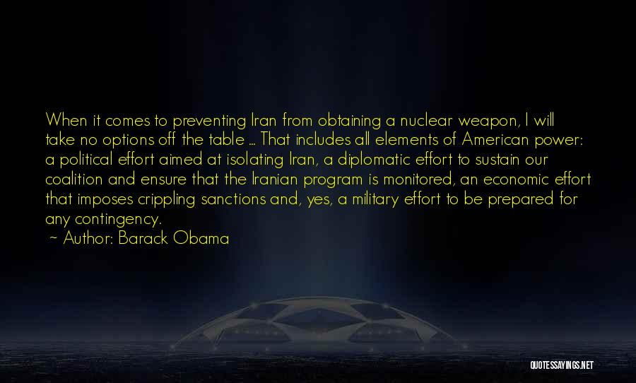 Table Of Elements Quotes By Barack Obama