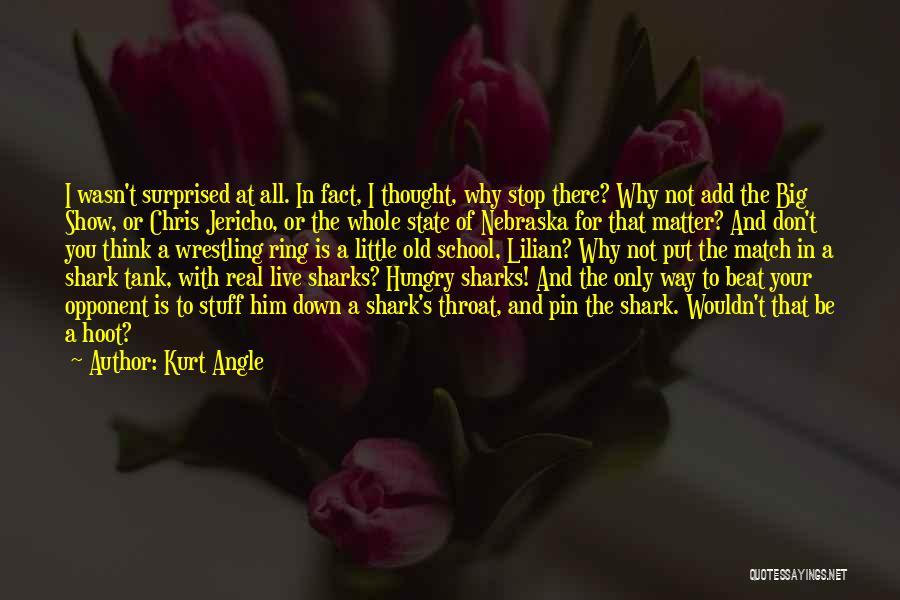 Tagalog Kanto Quotes By Kurt Angle