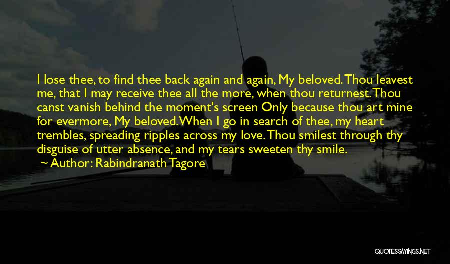 Tagore's Quotes By Rabindranath Tagore