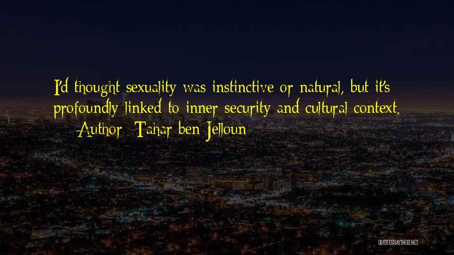 Tahar Ben Jelloun Quotes 1214781