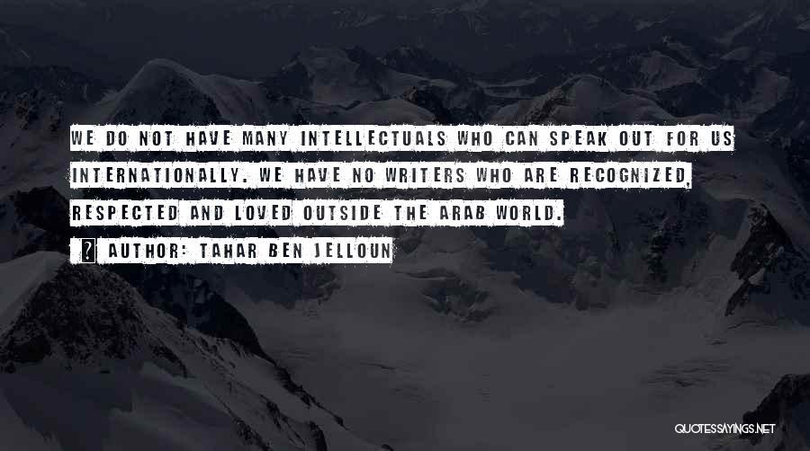Tahar Ben Jelloun Quotes 1271864