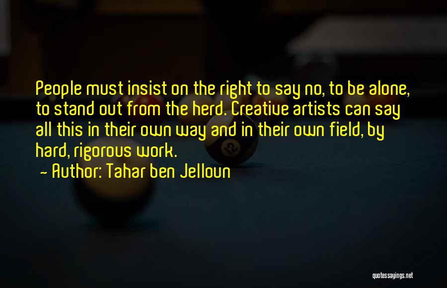 Tahar Ben Jelloun Quotes 1320829