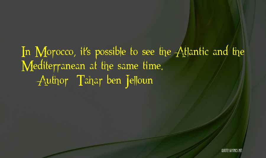 Tahar Ben Jelloun Quotes 1360229