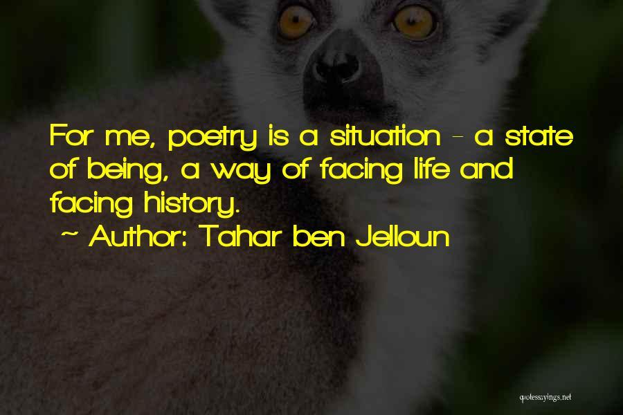 Tahar Ben Jelloun Quotes 1425945