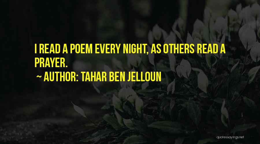 Tahar Ben Jelloun Quotes 1429387