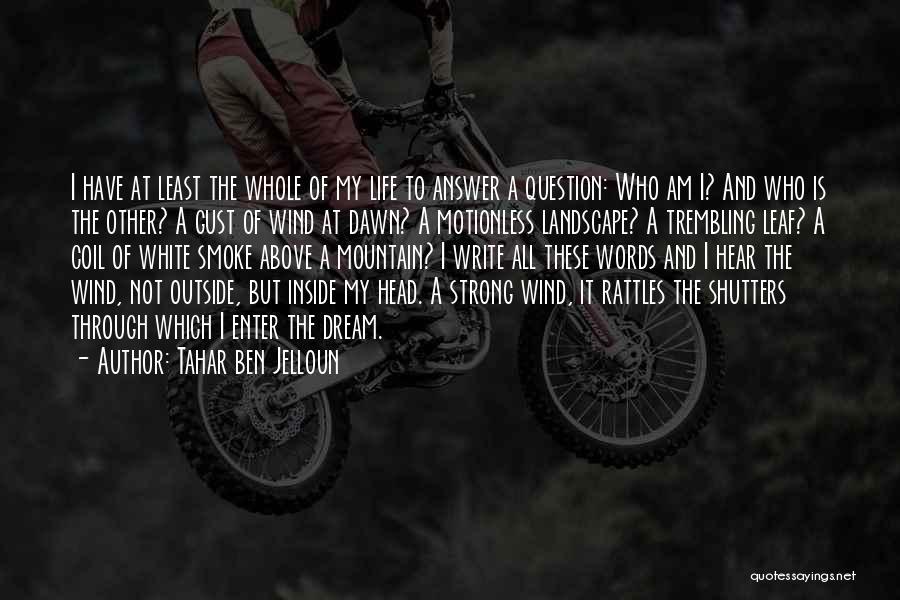 Tahar Ben Jelloun Quotes 1515760