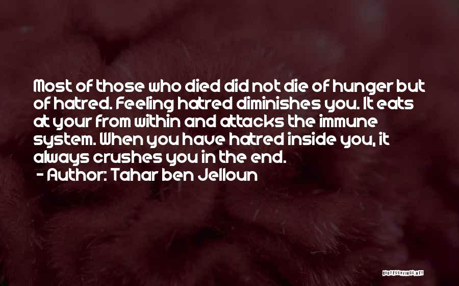Tahar Ben Jelloun Quotes 1595192