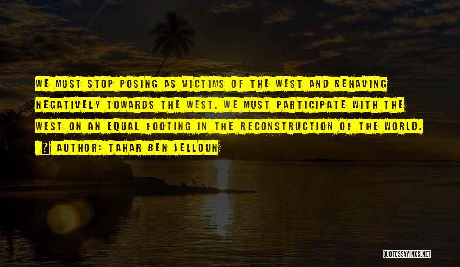 Tahar Ben Jelloun Quotes 1610877