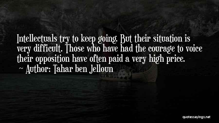 Tahar Ben Jelloun Quotes 1626590
